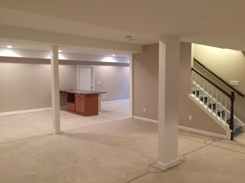how to put drywall in basement