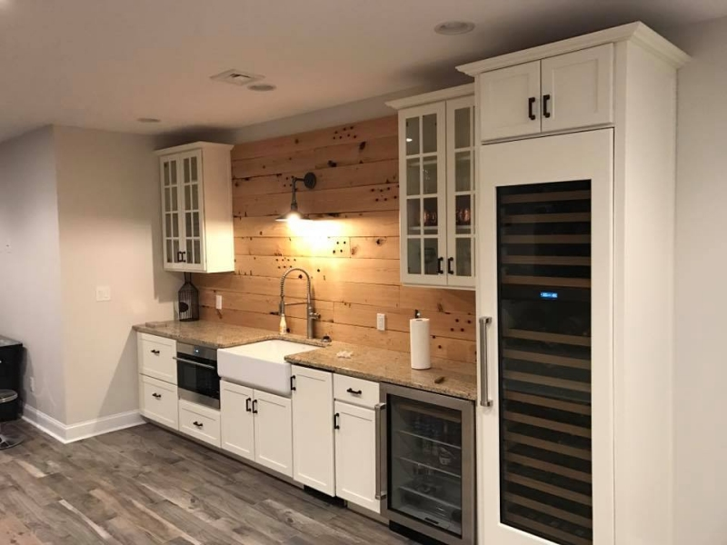 Chester County Basements Basement Kitchens And Wet Bars