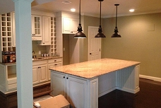 Basement Kitchens